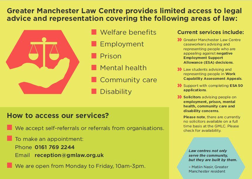 Services Leaflet Part Two