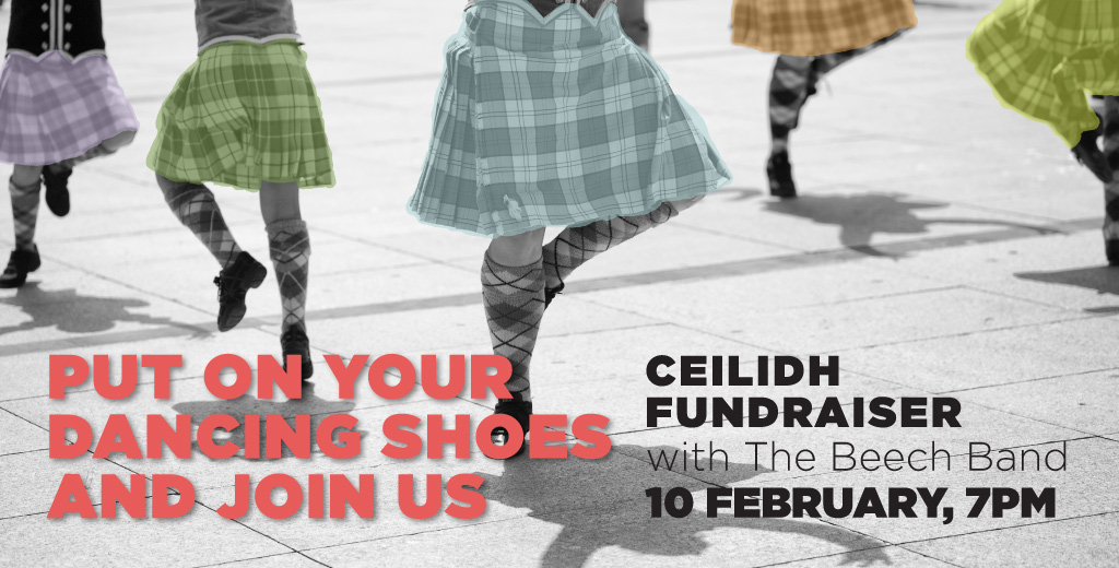 Ceilidh 10th Feb