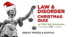 Law & Disorder Christmas Quiz