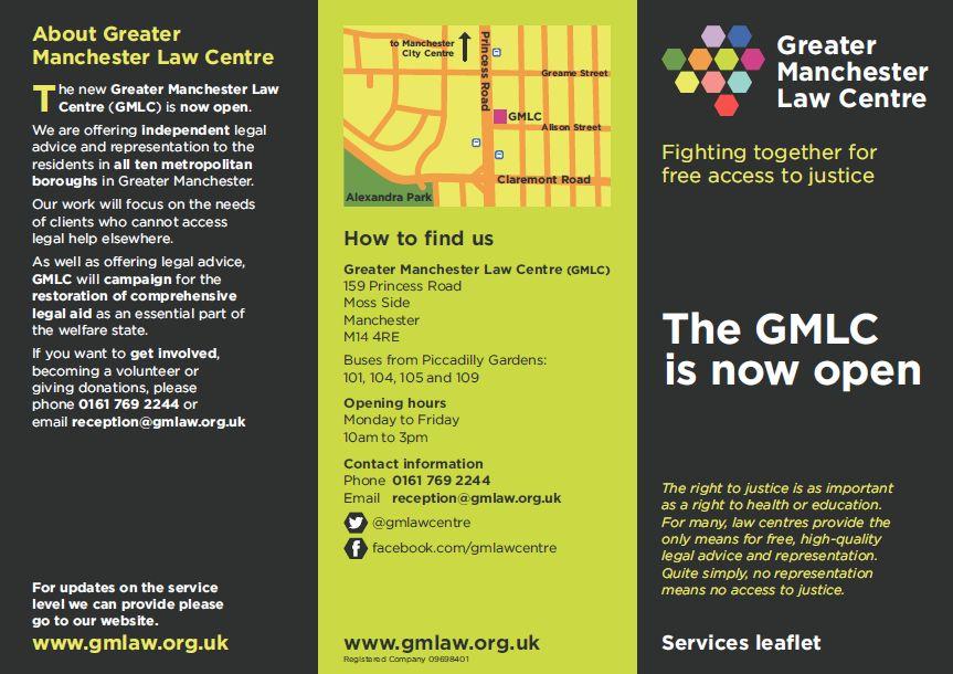 Services Leaflet Part One