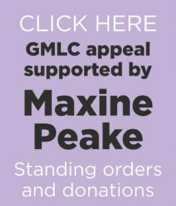 GMLC appeal supported by Maxine Peake