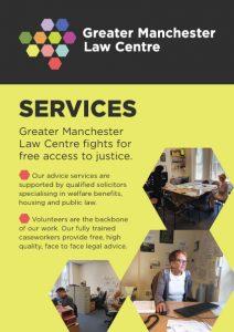 Services leaflet