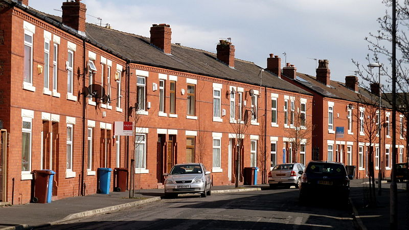 Housing in Greater Manchester