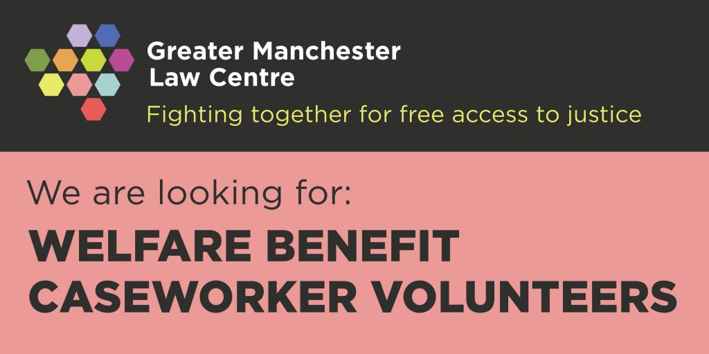 Caseworker Volunteers Recruitment