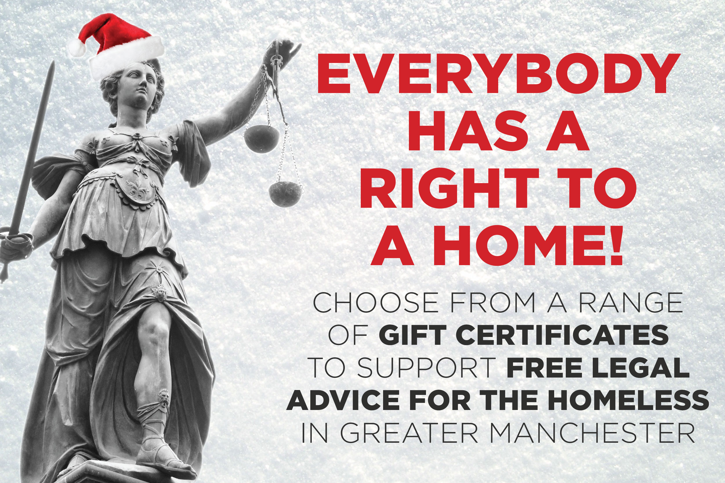 Everybody has a right to a home