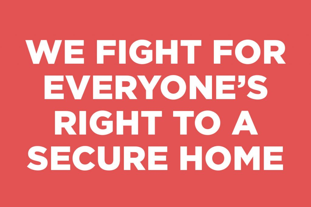 Manifesto fight for secure home feature