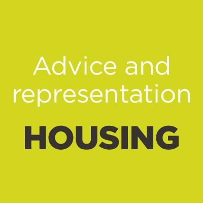 GLMC advice housing