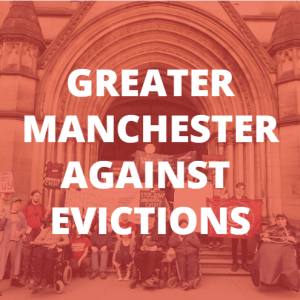 greater manchester against evictions campaign link