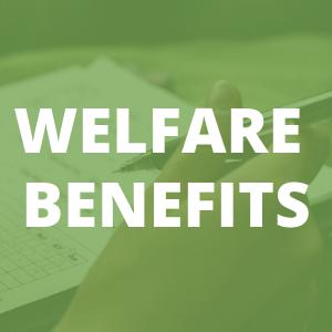 welfare benefits info