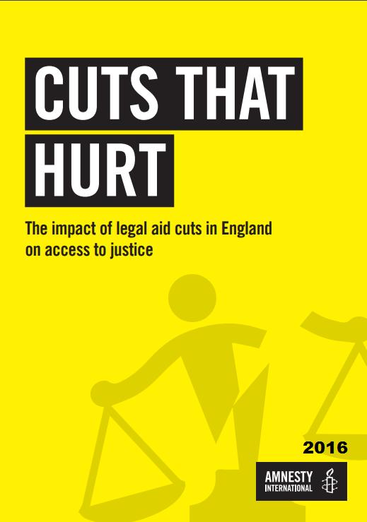 Cuts that hurt Amnesty International 2016 report link